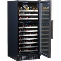 Armoire à vin bi-température