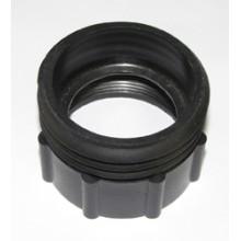 Adaptateur pour pompe vide fût noir