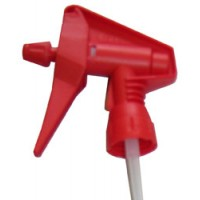 2-WAY Tex Spray - tête double action rouge