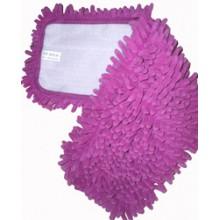 Mop Micro-Fibre 44 x 13 cm ''Rasta'' violet