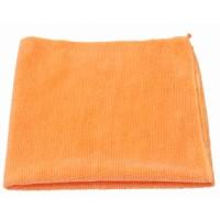 Microfibre ''Tricot Luxe'' orange 40 x 40 cm