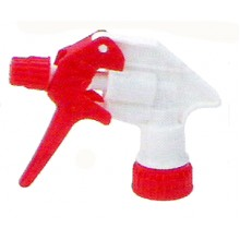 Tex-Spray Blanc / Rouge avec tube de 17 cm