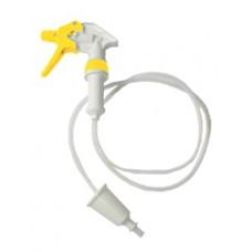Spray-Tube blanc/jaune