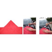 MICRO FIBRE 5xTRICOT LASER AUTO 40x40 ROUGE 320GR/M2