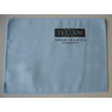Microfibre Microfibre Optique/Tablette/Smartphone bleue en sache