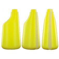 Bouteille polyéthylène 600 ml jaune