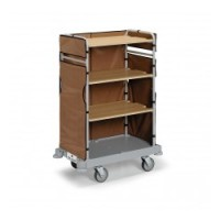 CHARIOT MORGAN ELEGANCE 125 + ROUES STAND 125MM