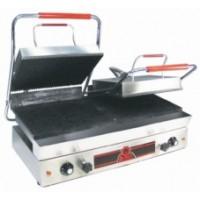 Infra grill F  plq. inf.  1/2 lisses 1/2 rain