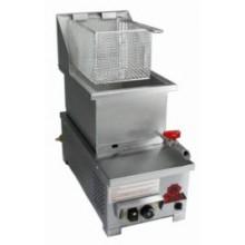 Frit.O.Matic Foraine gaz 10 litres avec piezzo