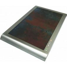 Plaque chauffante céramique extra plate (doré)